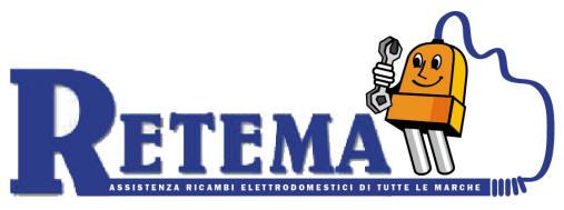 Retema - Vendita Assistenza Ricambi elettrodomestici